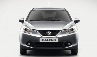 Новый Suzuki Baleno представили официально