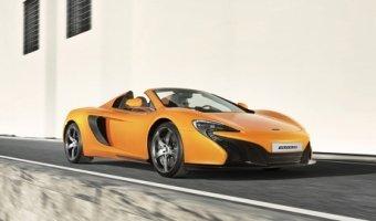 McLaren в 2016 году обновит 650S и 650S Spider