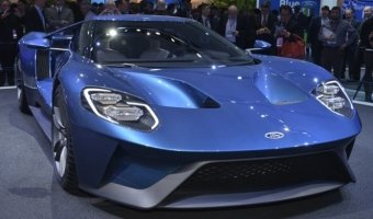 Ford соберет всего 200 суперкаров GT