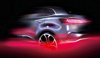 Возрожденная марка Borgward показала тизер первой модели