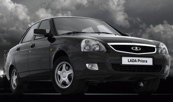 Производство Lada Priora остановлено