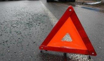 Под Гатчиной в ДТП пострадали два водителя