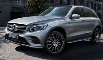 Новый Mercedes-Benz GLC-Класс с изменчивым характером в Панавто