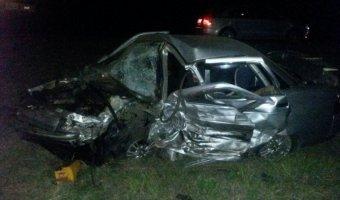 Под Самарой в ДТП с ВАЗ и Chery погибли два человека