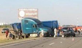 На Ставрополье в массовом ДТП два человека погибли и двое пострадали