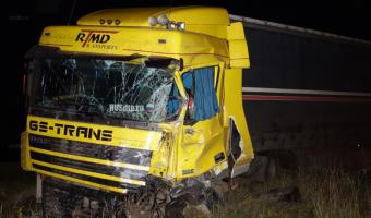 Три человека погибли и восемь пострадали в ДТП из-за уснувшего дальнобойщика в Удмуртии