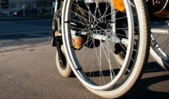 дтп инвалид-колясочник