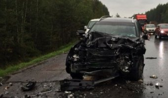 На трассе «Кола» в ДТП погиб человек