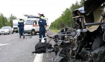 В Тверской области в ДТП погибло четыре человека