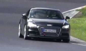 Самая мощная версия Audi TT – RS – появится в 2017 году