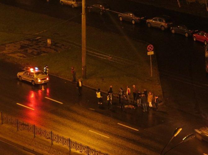 На Индустриальном проспекте в ДТП пострадал мотоциклист 1.jpg