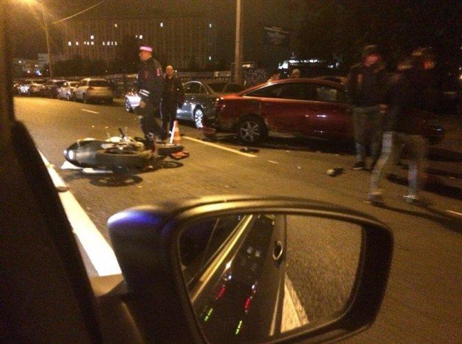В ДТП на улице Нахимова пострадала пассажирка мотоцикла 4.jpg