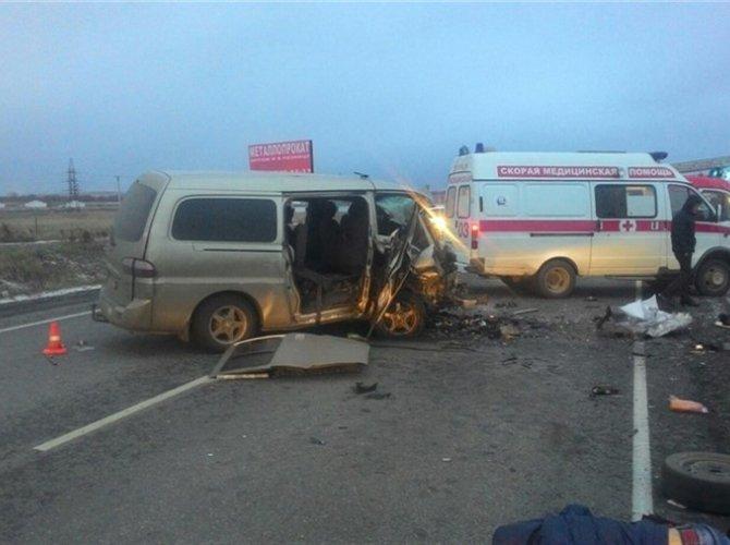 Под Абаканом в ДТП четыре человека погибли и семь пострадали 1.jpg