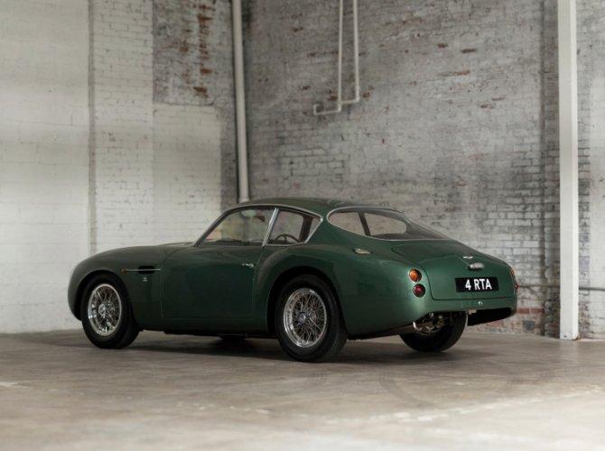 Aston Martin DB4 GT Zagato 1