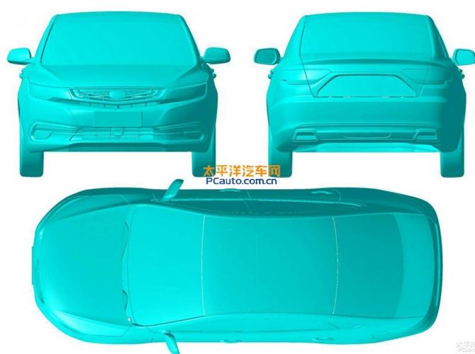 патентные изображения седана Geely Emgrand EC7-1.png