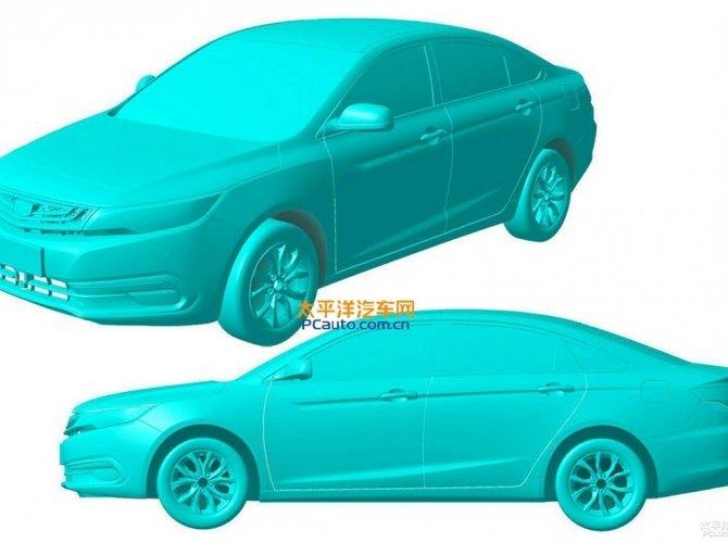 патентные изображения седана Geely Emgrand EC7-3.jpg