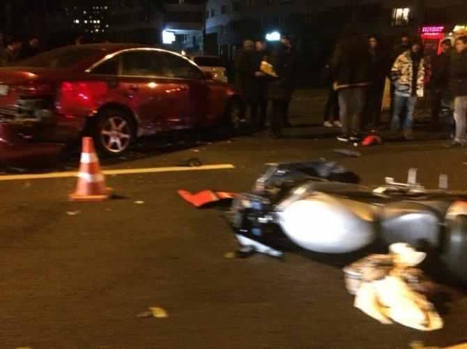 В ДТП на улице Нахимова пострадала пассажирка мотоцикла 3.jpg