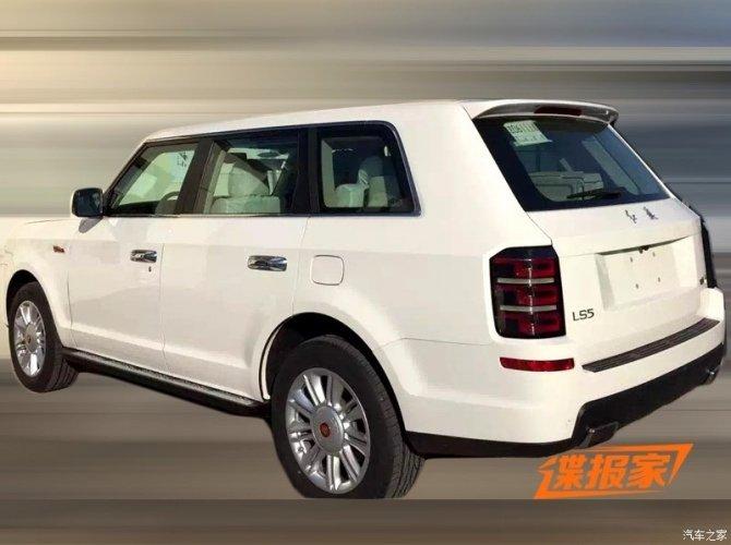Китайский Range Rover Hongqi LS5 проходит дорожные тесты 3.jpg