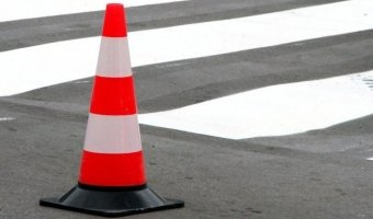 В Красногвардейском районе сбили пешехода на «зебре»