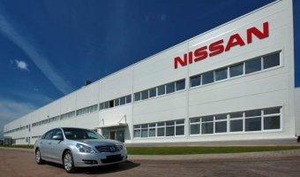 Nissan из-за кризиса уволит 500 человек на заводе в Петербурге