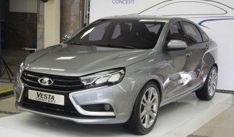 В начале 2016 года начнется экспорт новых моделей Lada