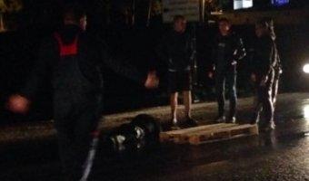 В Буграх насмерть сбили пешехода
