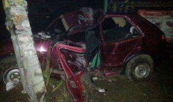 Во Всеволожском районе разбился 18-летний водитель