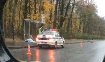 На Новороссийской насмерть сбили пешехода - разыскиваются свидетели ДТП