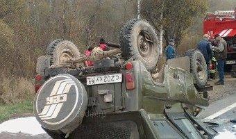 На трассе М-10 в массовом ДТП погибла женщина