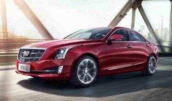 Обновлённый Cadillac ATS-L 2016 получил новую коробку передач