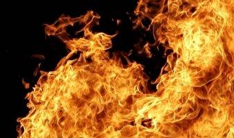 За ночь в Петербурге сгорели пять автомобилей