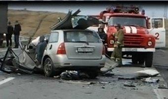Пятеро погибших в ДТП в Кемеровской области опознаны