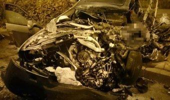 На Портовой улице грузовик «вскрыл» Audi – погиб человек