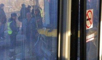 Три человека пострадали в Новосибирске в ДТП с автобусом