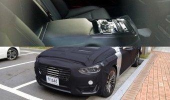 В Сеть выложили снимки салона обновленного Hyundai Equus