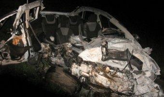 Четыре человека погибли и трое ранены  в ДТП в Красноярском крае