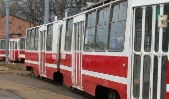 На Просвещения столкнулись два трамвая: есть пострадавшие