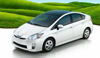 гибрид Toyota Prius