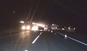 В ДТП с пятью машинами под Ростовом погибла женщина