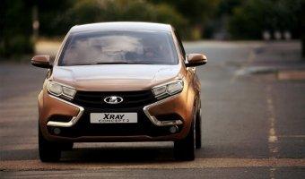 Lada XRay с «роботом»  будет настраиваться в Германии