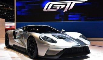 Ford GT 2017 может заполучить карбоновые диски