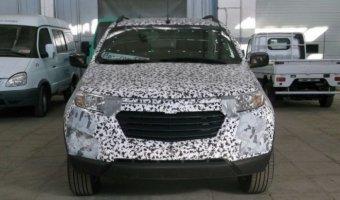 Chevrolet NIVA второе поколение