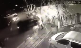 В Канске мужчина специально сбил людей у кафе