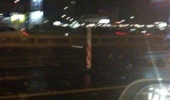 Грузовик насмерть сбил двух человек на Ленинградском шоссе