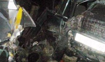 Обгон с прицепом на трассе «Улан-Удэ – Турунтаево – Курумкан» закончился смертью пассажирки