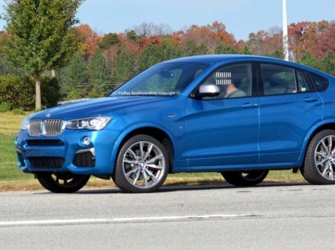 Появились фото нового поколения BMW X4 M40i 3.jpg