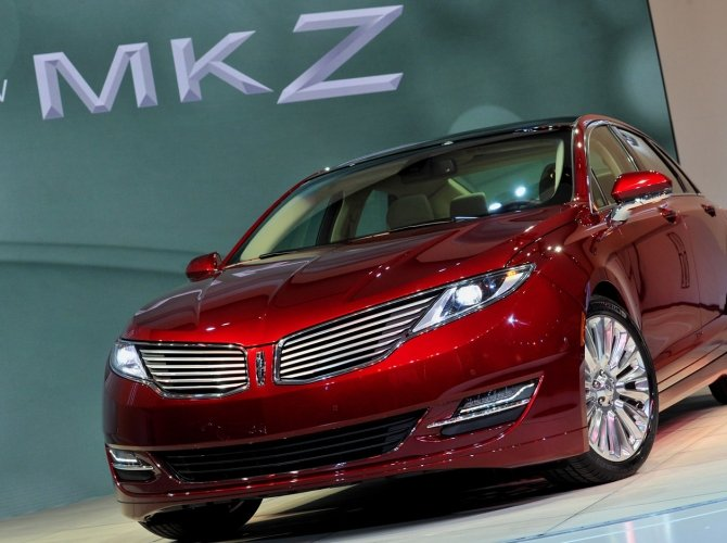 Lincoln выпустили свой самый мощный седан MKZ 1.jpg