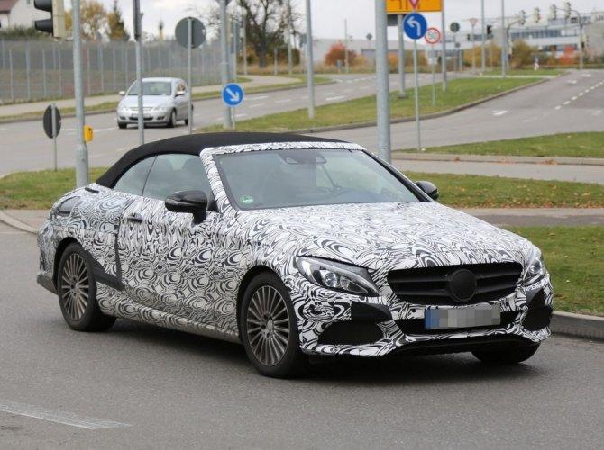 Кабриолет Mercedes-Benz C-Class 6.jpg