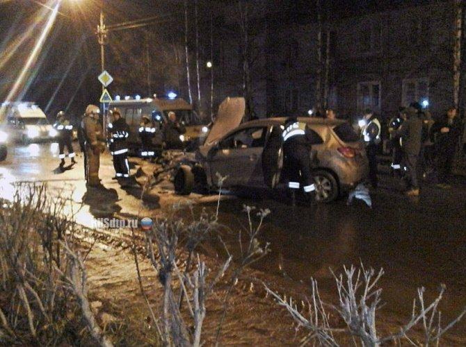 В Северодвинске пьяный водитель пытался уйти от погони 1.jpg