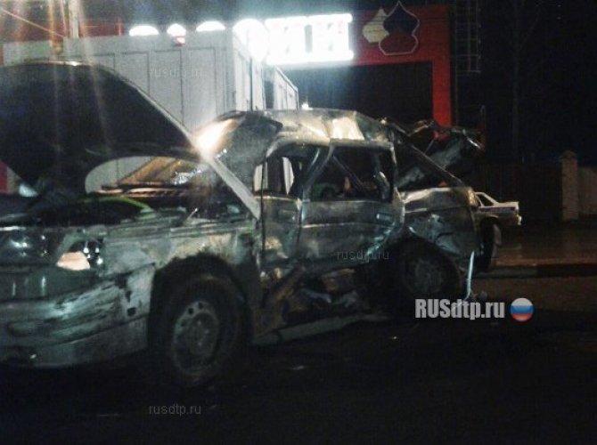 В Саратове в ДТП погибли муж с женой, их двухлетний ребенок в реанимации_0.jpg